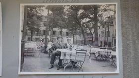 Adolf Loos mit Margaretha Bauer (Foto: Martina Schneibergová)