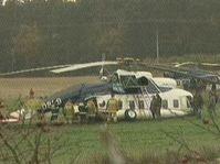 Vrtulník Mi-8S