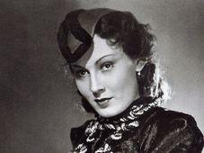 Lída Baarová (1937), foto: UFA Universum Film AG, Public Domain