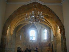 Kostel sv. Klimenta - interiér, foto: Roman Casado