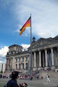 Bundestag, Berlin, photo: Klára Stejskalová