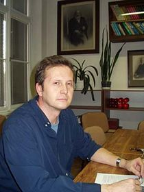 Jiří Mosinger, foto: Autor