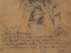 Self-Portrait of František Krejčí, photo: archive of Post Bellum