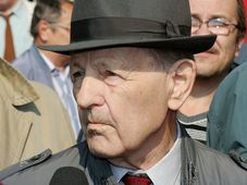 Milouš Jakeš, photo: che, Wikimedia CC BY-SA 2.5