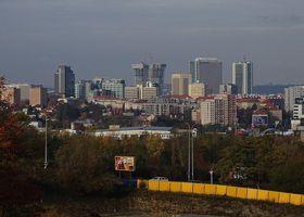 Pankrác highrises, photo: Šjů, CC BY 4.0
