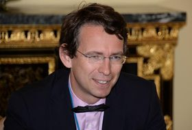 Petr Drulák, photo: Michal Kůrka, Archive of the Czech Ministry of Foreign Affairs
