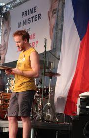 Mikuláš Minář, photo: Martina Schneibergová