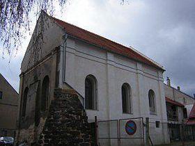 Jičínská synagoga, foto: www.basevi.cz