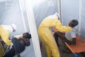 Ebola-Epidemie (Foto: Archiv der Ärzte ohne Grenzen)