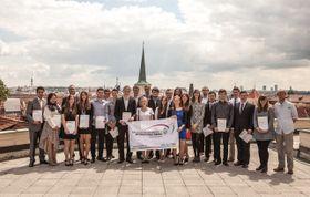 Účastníci programu DofE Czech Republic, foto: oficiální facebook DofE Award Czech Republic