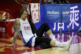 Ondřej Balvín (Foto: ČTK / AP Photo / Ng Han Guan)