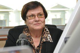Marie Benešová, foto: Marián Vojtek, ČRo