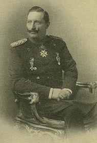 Alemania del Kaiser Guillermo