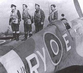 Чехословацкие летчики