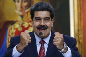 Nicolás Maduro, photo: ČTK/AP/Ariana Cubillos