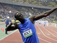 Usain Bolt, foto: ČTK