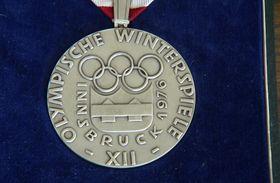 Одна из медалей Голечека, фото: ЧТ