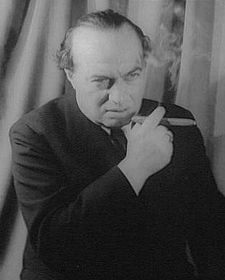 Franz Werfel, photo: Carl Van Vechten