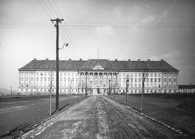 Университет им. Менделя в 1920 году, фото: Архив Университета им. Менделя