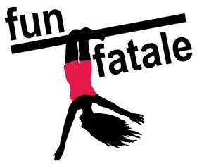 Póster del festival internacional del circo nuevo 'Fun Fatale'