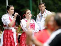 Festival de Strážnice, photo: CTK