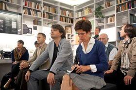 Eröffnung des Kabinetts der Prager deutschsprachigen Literatur (Foto: Filip Jandourek, Tschechischer Rundfunk)