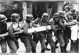 El 1 de septiembre de 1939, la Alemania nazi invadió Polonia