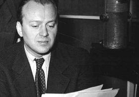 Karel Höger, foto: archivní fondy ČRo
