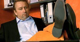 Marek Daniel in der Rolle von Tonda Blaník (Foto: Archiv der Serie Kancelář Blaník)