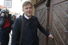 El nuevo ministro de RR.EE., Tomáš Petříček, foto: ČTK/Krumphanzl Michal