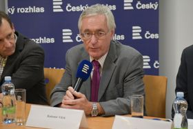 Radomír Vlček, foto: Ondřej Tomšů