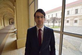 Pavel Šílený, photo: Ondřej Tomšů