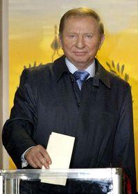 Леонид Кучма (Фото: ЧТК)