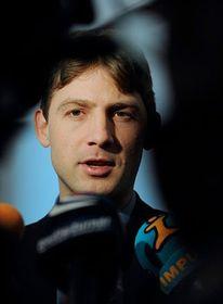 Petr Mach, photo: CTK