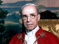 Pope Pius XII, photo: Public Domain