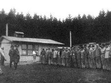 L'ancien camp d'internement destiné aux Roms de Lety