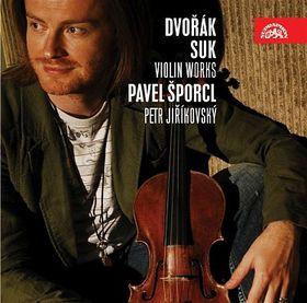 Альбом «А. Дворжак, Й. Сук – скрипичные исполнения», фото: Supraphon
