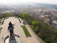 El Monumento Nacional de Vítkov en Praga, foto: Kristýna Maková