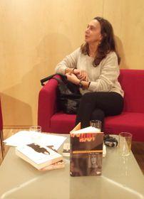Nuria Amat, foto: autora