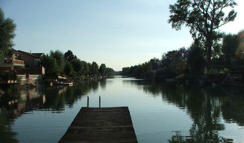 Kanal Donau-Oder (Foto: Tomáš Kolařík, Wikimedia Commons, CC BY-SA 3.0)