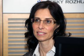 Olga Kupec (Foto: Šárka Ševčíková, Archiv des Tschechischen Rundfunks)