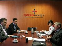 Photo: Archives de l'agence CzechInvest