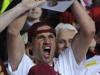 Finalement, c'est le Sparta Prague qui a remporté le trophée pour la première fois depuis trois ans, photo: CTK
