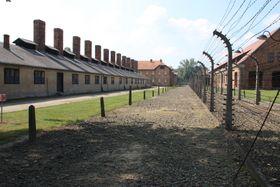 Auschwitz death camp, photo: Barbora Kmentová