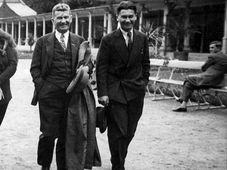 Tomáš Baťa s rodinou, foto: archiv Nadace Tomáše Bati