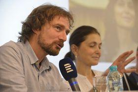 Janek Kroupa (Foto: Khalil Baalbaki, Archiv des Tschechischen Rundfunks)