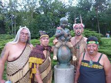 Whakaari Rotorua in Františkovy Lázně, photo: Kateřina Svobodová / archive of Whakaari Rotorua