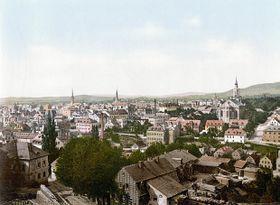 Liberec in der zweiten Hälfte des 19. Jahrhunderts