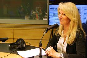 Martina Šochmanová (Foto: Jan Bartoněk, Archiv des Tschechischen Rundfunks)