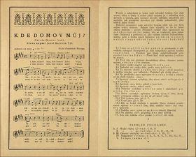 Чешский национальный гимнm, фото: Архив Правительства Чешской Республики